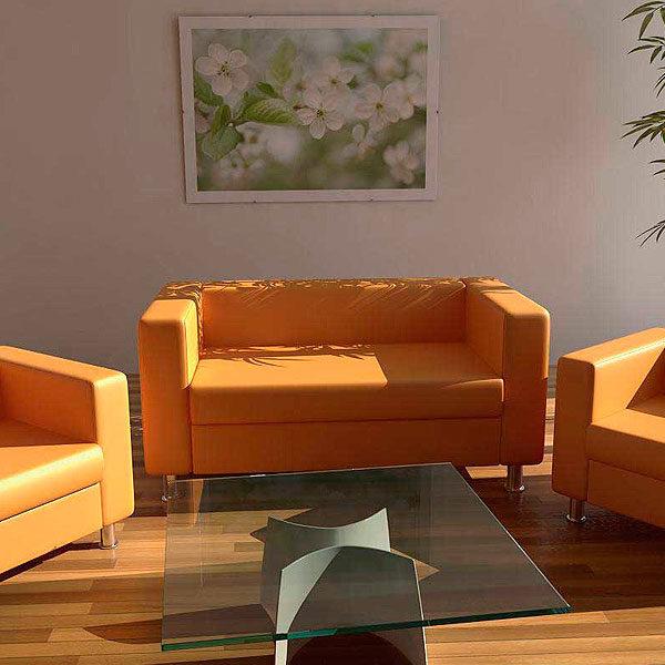 диван для офиса Алекто